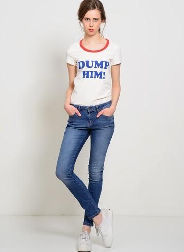 Fresh Company Klasik Pantolon Mavi